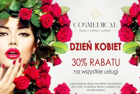 Dzień kobiet w Cosmedical
